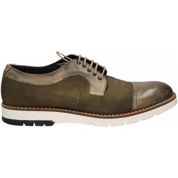 Schuhe Herren Derby-Schuhe Eveet STRINGATE foggy