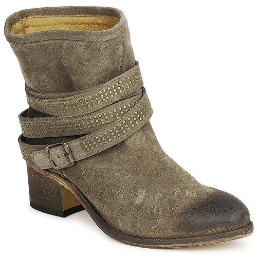 Atelier Voisin FEW DAIM Maulwurf  Schuhe Low Boots Damen 302,40