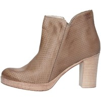 Schuhe Damen Low Boots Bage Made In Italy 0243 TAUPE Taupe