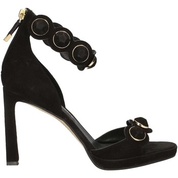 Schuhe Damen Sandalen / Sandaletten Bruno Premi BW3504 Schwarz