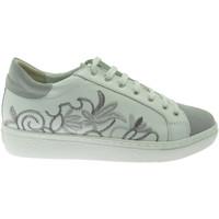 Schuhe Damen Sneaker Low Calzaturificio Loren LOC3841bi bianco