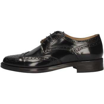 Schuhe Herren Derby-Schuhe Hudson 916 BLACK