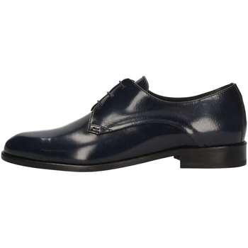 Schuhe Herren Derby-Schuhe Hudson 0882 BLUE