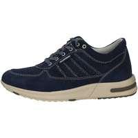 Schuhe Herren Sneaker Low Valleverde 17845 MARINE