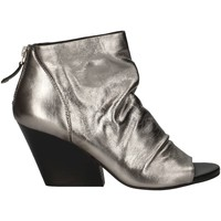 Schuhe Damen Low Boots Elvio Zanon EJ5106 STEEL