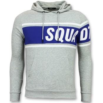 Kleidung Herren Sweatshirts Enos Hoodies Für Hoodies Kapuchon Grau
