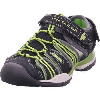 Schuhe Jungen Sportliche Sandalen Tom Tailor - 6970901 schwarz