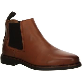Schuhe Herren Boots Salamander Sarato 31-56702-64 braun