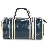 Taschen Herren Sporttaschen Fred Perry CLASSIC BARREL BAG Marine