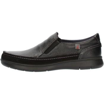 Schuhe Herren Slip on Luisetti 27900NA schwarz
