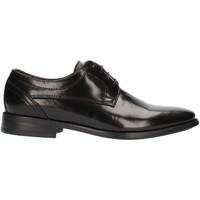 Schuhe Herren Derby-Schuhe Luisetti 14709GOMA schwarz