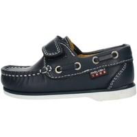 Schuhe Jungen Bootsschuhe Pablosky 121920 blau