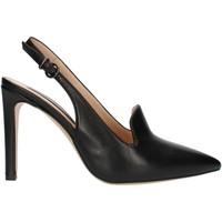 Schuhe Damen Sandalen / Sandaletten Bacta De Toi 885 schwarz