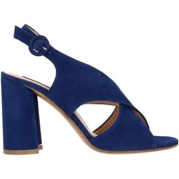 Schuhe Damen Sandalen / Sandaletten Bacta De Toi 897 Elektrisches Blau