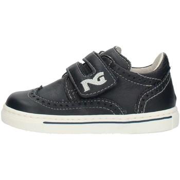 Schuhe Jungen Sneaker Low Nero Giardini P724120M blau
