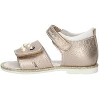 Schuhe Mädchen Sandalen / Sandaletten Nero Giardini P820340F Nuss