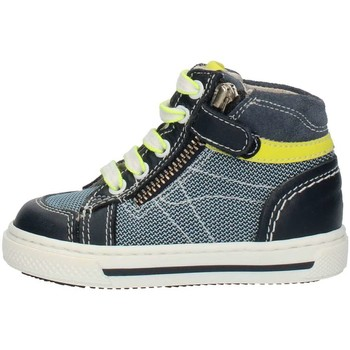 Schuhe Jungen Sneaker High Nero Giardini P823013M Avio