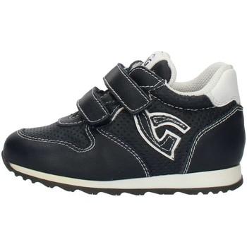 Schuhe Jungen Sneaker Low Nero Giardini P724180M blau