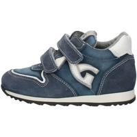 Schuhe Jungen Sneaker Low Nero Giardini P724190M Avio