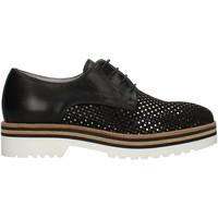 Schuhe Damen Derby-Schuhe Nero Giardini P805223D schwarz