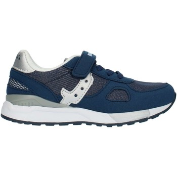 Schuhe Mädchen Sneaker Low Canguro C60216H Jeans