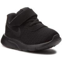 Schuhe Kinder Sneaker Low Nike Tanjun Tdv Schwarz
