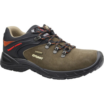 Schuhe Herren Wanderschuhe Grisport Marrone Scamoscia 11106S170G