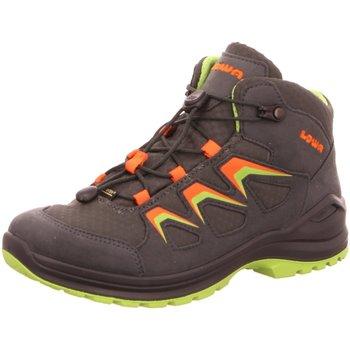 Schuhe Jungen Wanderschuhe Lowa Bergschuhe INNOX EVO GTX® QC JUNIOR 350126-7952 braun