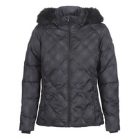 Kleidung Damen Daunenjacken Columbia ICY HEIGHTS II DOWN JACKET Schwarz