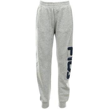 Kleidung Kinder Jogginghosen Fila Classic Basic Pants Kids Grau