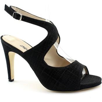 Schuhe Damen Sandalen / Sandaletten Melluso MEL-E19-S854-NE Nero