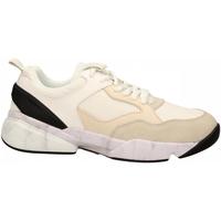 Schuhe Damen Sneaker Low Cromier TECNOnylon white