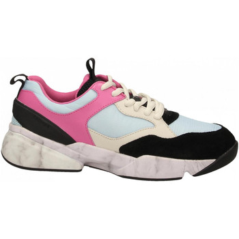Schuhe Damen Sneaker Low Cromier TECNOnylon sky