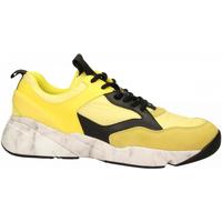 Schuhe Herren Sneaker Low Cromier TECNOnylon yellow