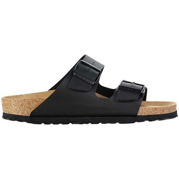 Schuhe Pantoffel Birkenstock Arizona BS W Schwarz