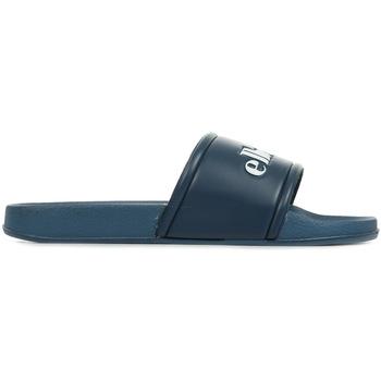 Schuhe Damen Pantoletten Ellesse Duke Full Navy Blau