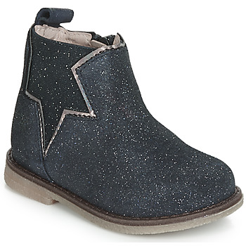Schuhe Mädchen Boots Acebo's MAKALU Blau
