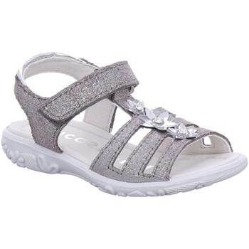Schuhe Mädchen Sandalen / Sandaletten Ricosta Schuhe CLEO 69 6422800 458 grau