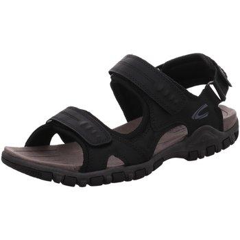 Schuhe Herren Sandalen / Sandaletten Camel Active Offene Ocean 11 422.11.14 schwarz
