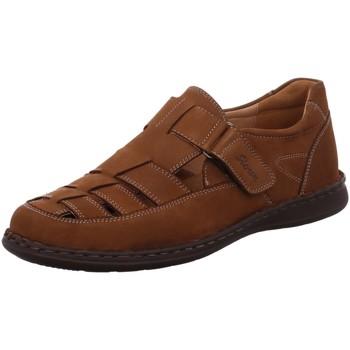 Schuhe Herren Slipper Sioux Komfort 36324 braun