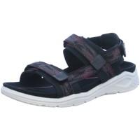 Schuhe Damen Sandalen / Sandaletten Ecco Sandaletten X-Trinsic 880623.58452 schwarz