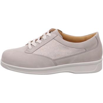 Schuhe Damen Derby-Schuhe & Richelieu Ganter Schnuerschuhe Karin 20/5793-6000 grau