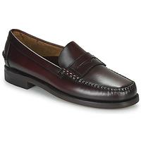Schuhe Herren Slipper Sebago CLASSIC DAN Braun