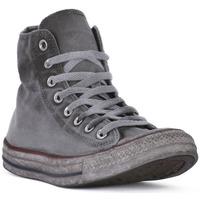 Schuhe Herren Sneaker High Converse ALL STAR  CANVAS LTD Bianco
