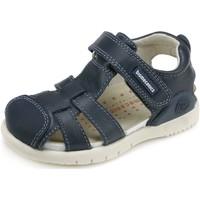 Schuhe Jungen Sandalen / Sandaletten Biomecanics 182172 Azul Marino