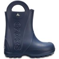Schuhe Kinder Gummistiefel Crocs™ Crocs™ Kids' Handle It Rain Boot Navy