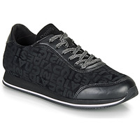 Schuhe Damen Sneaker Low Desigual PEGASO DESIGUAL Schwarz