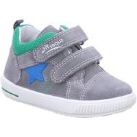 Schuhe Jungen Babyschuhe Superfit Klettschuhe 09352-25 grau