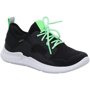 Schuhe Jungen Sneaker Low Legero Low 4-09394-01 schwarz
