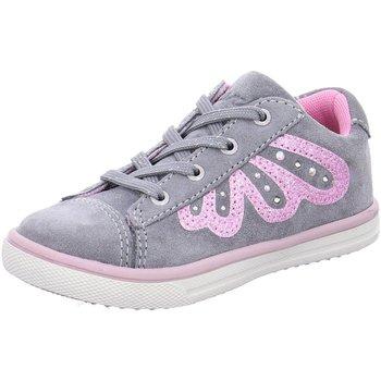 Schuhe Mädchen Derby-Schuhe & Richelieu Lurchi Schnuerschuhe 331365625 grau
